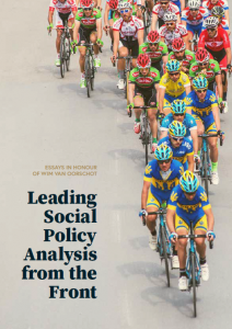 Leading Social Policy Analysis from the Front